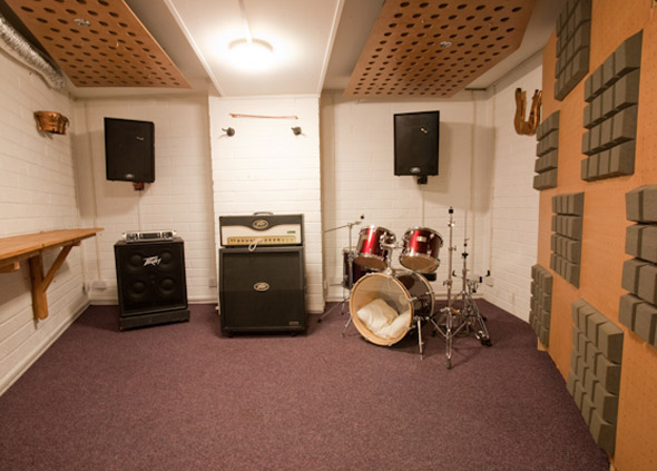 Drum Room Booking Bristol